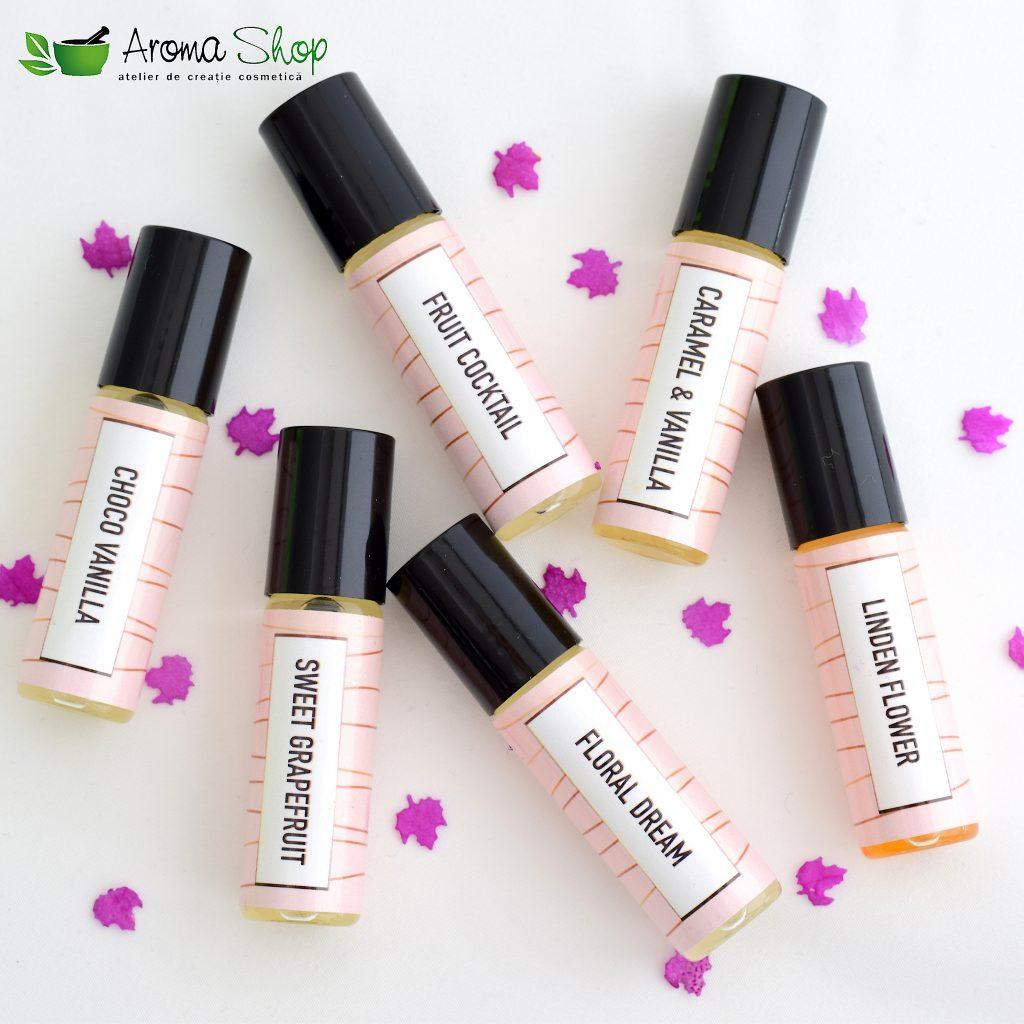 Body oil Perfume
